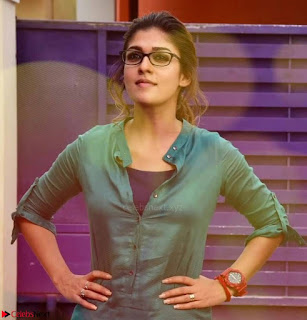 Dora Movie Nayanthara in Dora Movie Cute beautiful Nayanthara 04