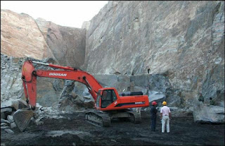 tambang batu granit