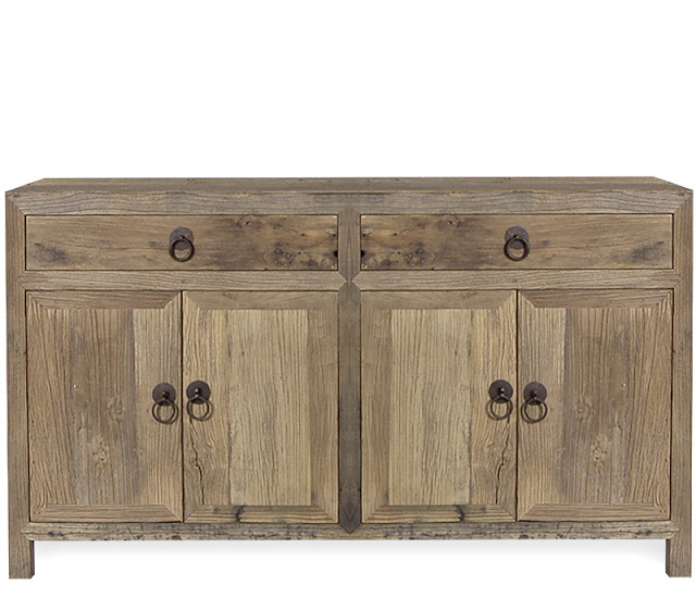 Abella design sideboard buffet servers and credenza