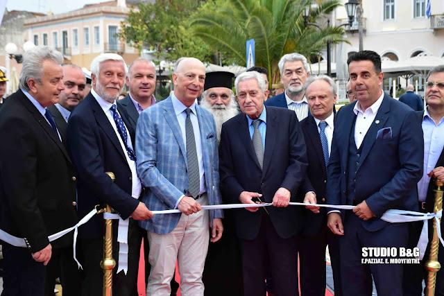 Το 6ο Mediterranean Yacht Show στο Ναύπλιο είναι γεγονός (βίντεο)