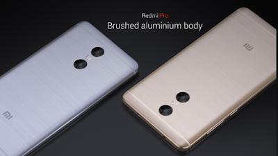 Xiaomi Redmi Pro Aluminium Body