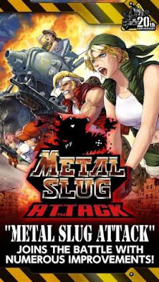 METAL SLUG ATTACK Apk Mod (Infinite AP) Screenshot 1