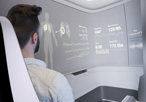 www.Tinuku.com Artefact studio designed Aim's autonomous clinic to visit patients