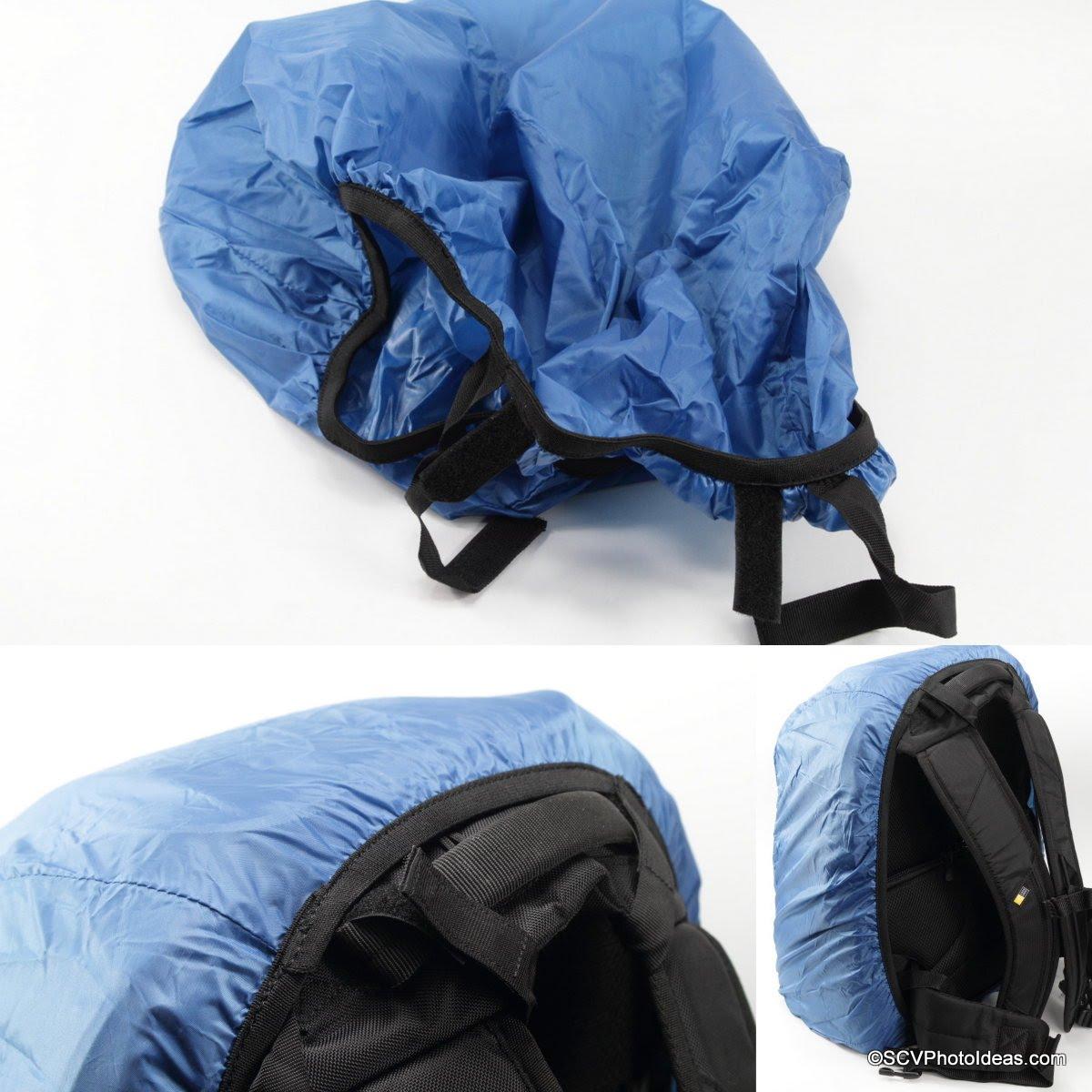 Case Logic DSB-103 rain cover fitting