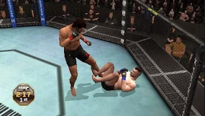 Download Game UFC Undisputed 2010 PPSSPP ISO Full Vesion Free Download Mod Texture