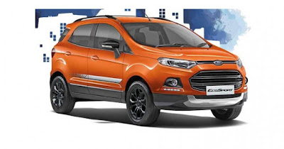 Ford EcoSport Black Signature Edition wallpaper