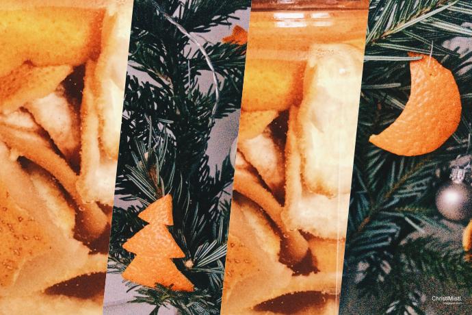 4 Dinge, die du mit deinen Orangenschalen machen kannst