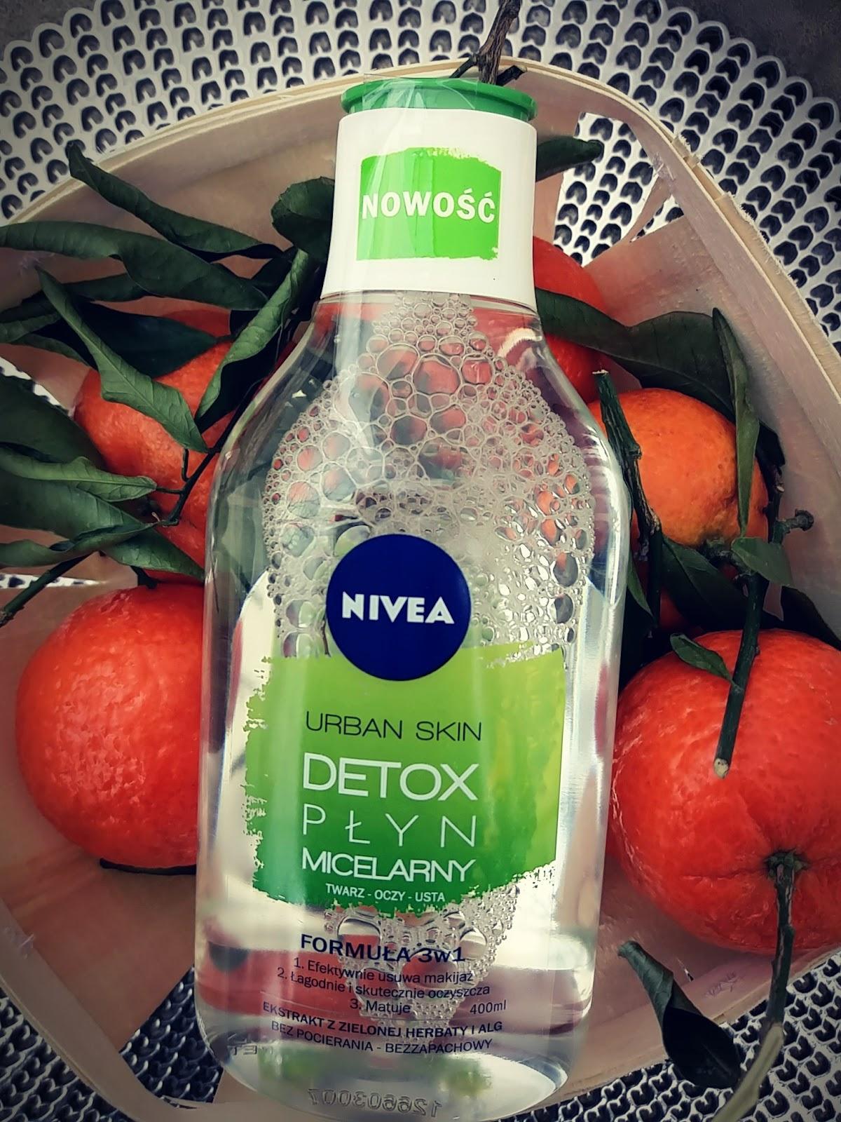 Urban Skin Detox Nivea