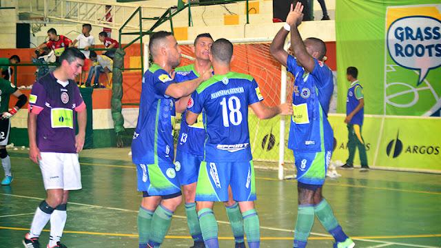 ... de la Liga Argos Futsal. El primer partido se jugará en la ciudad de  Bello eeb719a342d71