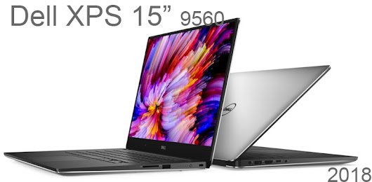 Dell XPS 15 9360 performance laptop - 2018 Review