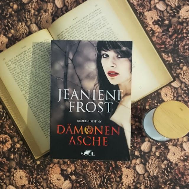 [Books] Jeaniene Frost - Broken Destiny (1) Dämonenasche