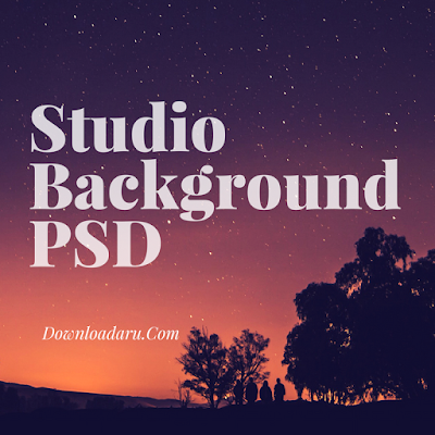 Studio Background PSD File Rar