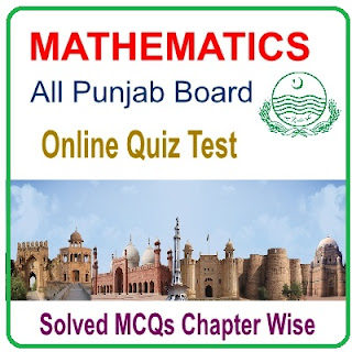 Board of Intermediate and Secondary Education BISE PUNJAB BOARD