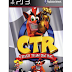 Jogo PS3 Ctr Crash Team Racing Ps3 mídia digital PSN