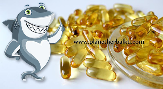 Herbal Walatra SQUALENE - 100% Minyak Hati Ikan Hiu Grade A