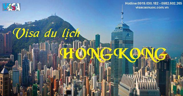 dịch vụ làm visa Hong Kong giá rẻ