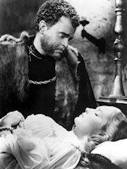 Otello ante el cadaver de Desdémona, por Orson Welles