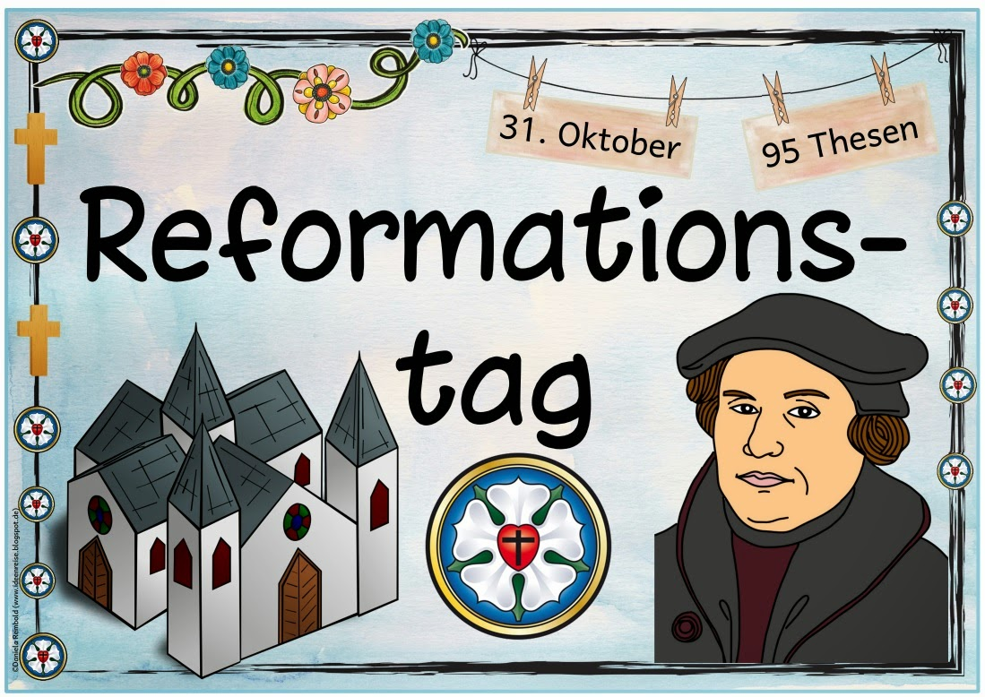 Reformationstag Luther