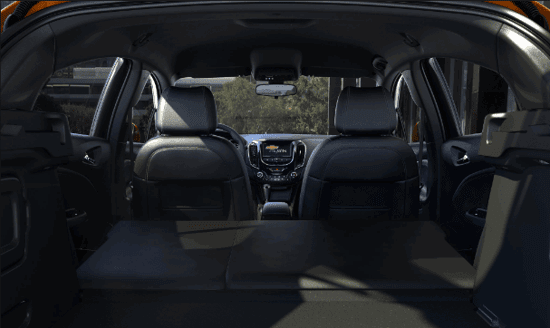2018 Chevrolet Cruze Hatchback Interior