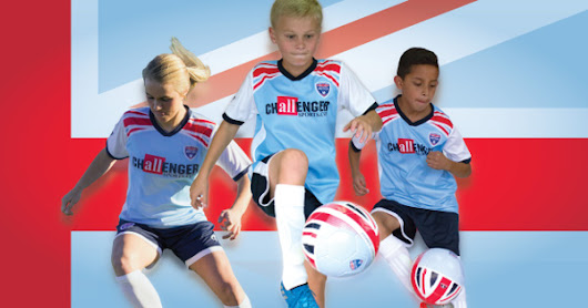 Summer Fun with British Soccer Camp