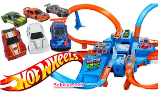 Hot Wheels: Race Off Mod Apk