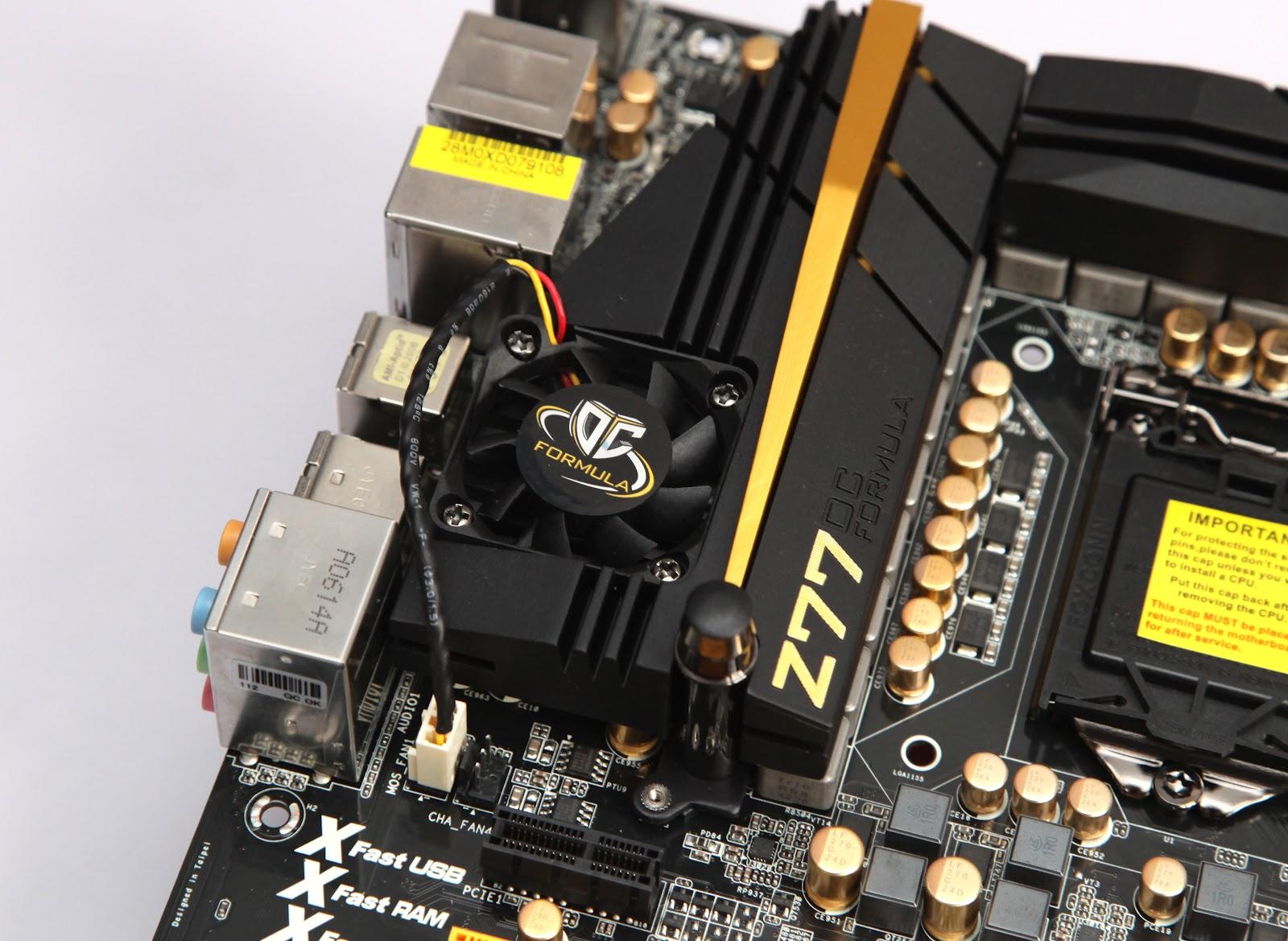 Computer Secrets: Review:ASRock Z77 OC Formula