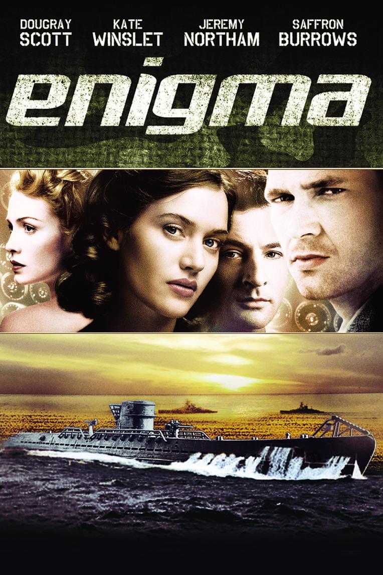 Enigma รหัสลับพลิกโลก [HD][พากย์ไทย]