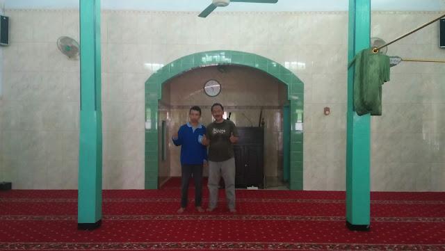 karpet musholla terbaik