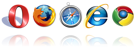 web-browsers-logo