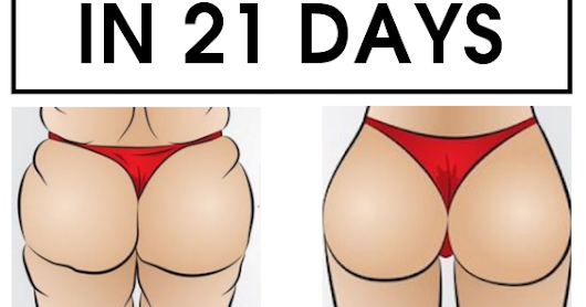 Get a Beautiful Butt in 21 Days | A Beginner's Workout Routine