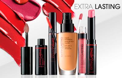 Avon Extralasting. Make-up a lunga tenuta. Guarda il Catalogo Avon Online della Campagna in corso e scopri come ordinare i prodotti Avon. Presentatrice Avon. Opinioni, Recensioni, Tutorial e Review sui prodotti Avon.