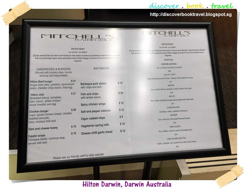 Hotel Review : Hilton Darwin - Discover   Book   Travel