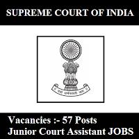 Supreme Court of India, New Delhi, freejobalert, Sarkari Naukri, Supreme Court of India Answer Key, Answer Key, supreme court of india logo