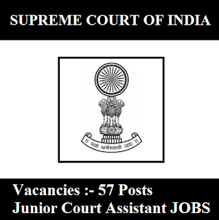 Supreme Court of India, New Delhi, Delhi, Court, SCI, Supreme Court, Court Assistant, Graduation, freejobalert, Sarkari Naukri, Latest Jobs, sci logo
