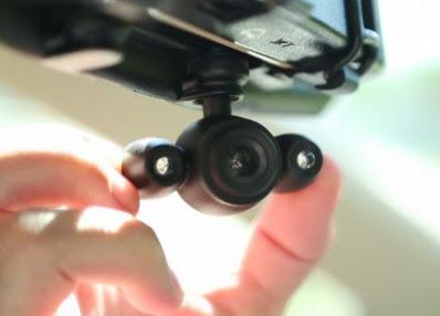 kamera i lusterko