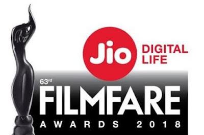Filmfare Awards 2018 Hindi HDTV 480p 600Mb x264