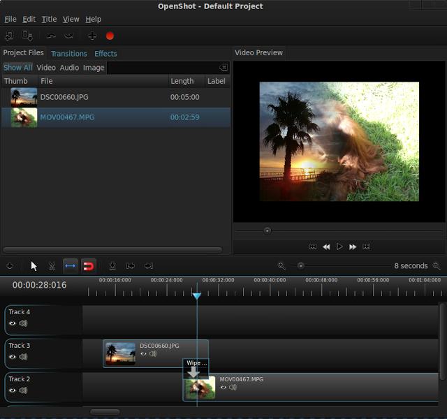 top 5 video editors for linux ubuntu