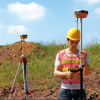 JUAL GPS GEODETIC HI TARGET V60 GNSS RTK SYSTEM