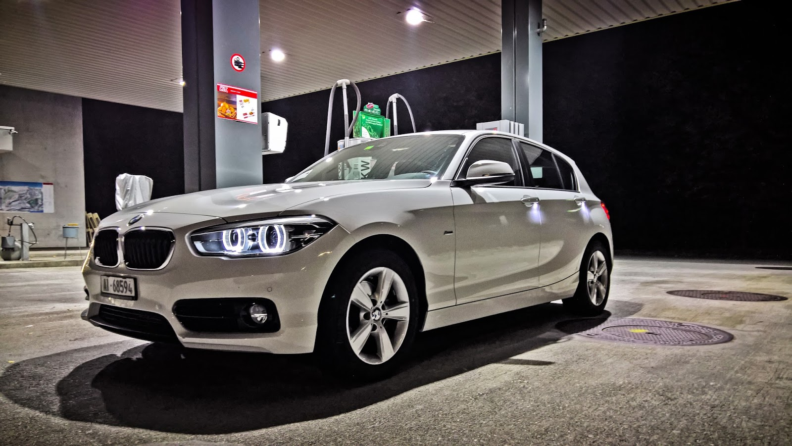 BMW 118d - duck@cars