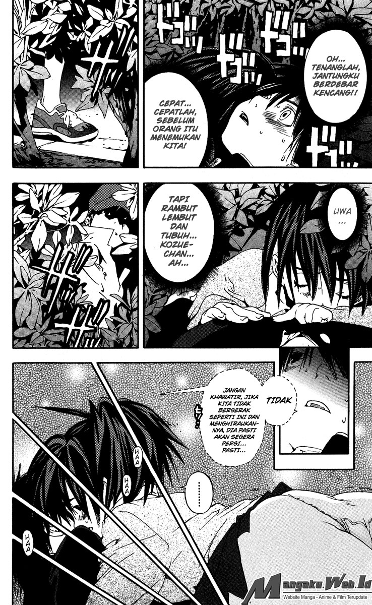 Ichigo 100% Chapter 106-1