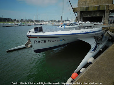 Race for Water à Lorient