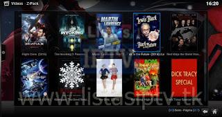 Add-on - Z-Pack - KODI - Filmes Online de vários Servidores