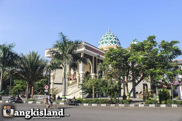 masjid agung kabupaten tegal