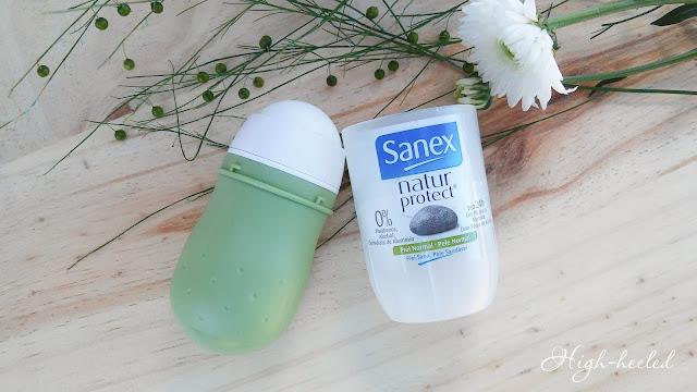 Натуральный дезодорант  Sanex Natur Protect