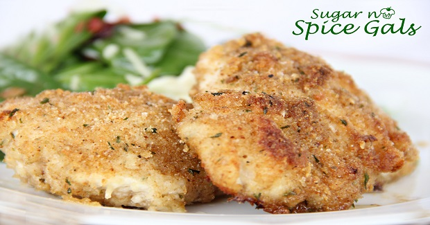 Melt In Your Mouth Chicken Parmesan Recipe