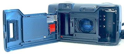 Nikon Zoom 310 AF QD, Film box