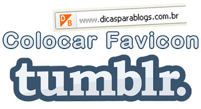 colocar favicon no tumblr