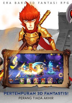 RPG 3D Fantasi Mod APK v1.0.8 Full Hack (Unlimited Money) Terbaru 2017
