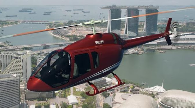 Wow, Indonesia Kini Punya Taksi Udara atau Air Taxi