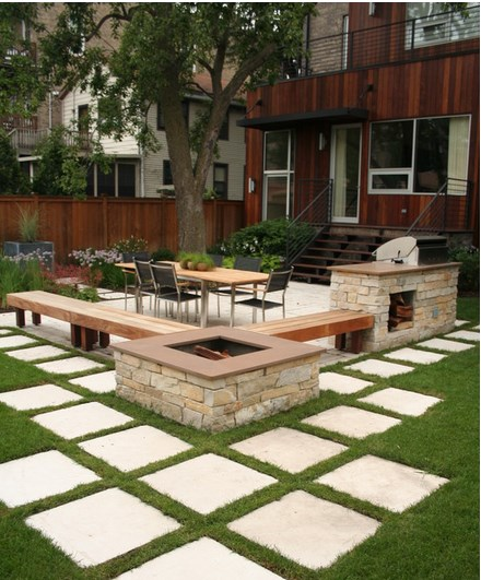 Wonderful Patio Decorating Ideas Photo Collection